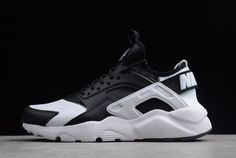 """2ca1884856fb Nike Air Huarache Run Premium """"ACG"""" Black White 875842-001"""