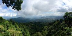 Paisaje hacia #Jayaque en la Cordillera del Balsamo #ElSalvador #foto | SUCHITOTO.TOURS@gmail.com
