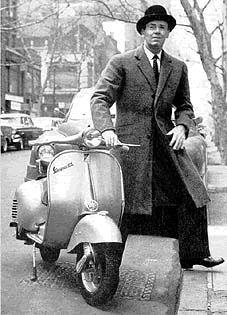Henry Fonda - Motos Clássicas 80: MINHA GARAGEM: VESPA - PX200E 1986