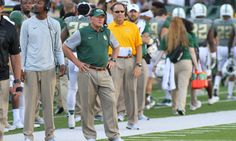 Baylor can't get caught looking ahead to Oklahoma State = Trap games are real in college sports, and that's exactly what the No. 21 Baylor Bears (2-0) must avoid against Rice.  At face value, this should be an easy win for the Bears. Rice is 0-2 after losses to Western Kentucky and Army. The.....