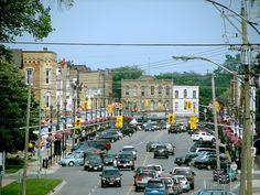 Lindsay, Ontario