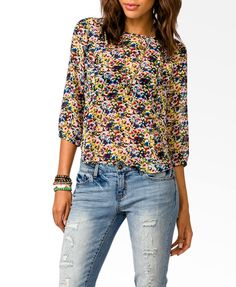 Womens Blouse and shirt | shop online | Forever 21 - 2021819582 shift 1