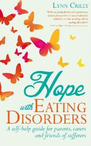 A book that I contributed to about recovering from eating disorders.