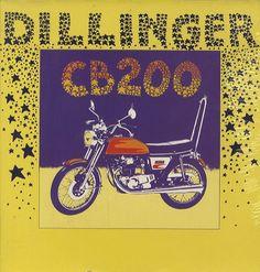 """Un des meilleurs disques de """"toast', signé Dillinger."""