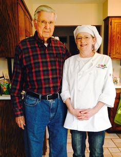 Drop in chefs help seniors stay in their own homes   Chefs for Seniors   NPR