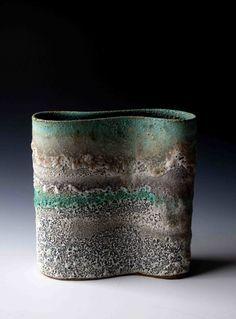 wockawock: (via The New Craftsman Gallery Glass Ceramic, Ceramic Decor, Ceramic Clay, Ceramic Pottery, Organic Ceramics, Rustic Ceramics, Hand Built Pottery, Contemporary Ceramics, Handmade Pottery