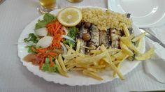 almoço 16-LUG-2016 @ El Rey d'Frango - Lisboa