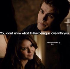 """S5 Ep14 """"No Exit"""" - Katherine and Stefan"""