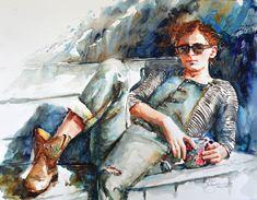 painting_loose_Jozwiak_Morning_Brew | artistsnetwork.com