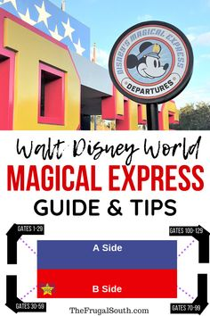 Detailed guide to using Disney Magical Express at Disney World! Disney shuttle bus guide and what to express on the Disney airport bus. Free Orlando airport transfer on the Magical Express. Disney World Hotels, Disney World Vacation, Walt Disney World, Disney World Transportation, Transportation Services, Disney World Tips And Tricks, Disney Tips, Disney Magical Express