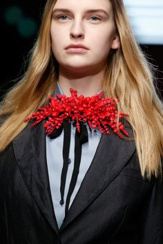 See detail photos for Gucci Fall 2015 Ready-to-Wear collection.