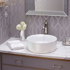 The Pop Luxury Sink Collection From DXV Is Thoroughly Modern And  Satisfyingly Simple. Pop Undermount Bathroom Sinks Are Available In Round,  Oval Square And ...