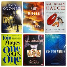 New release Tuesday is our favorite day of the week. Check out these great new books out today.