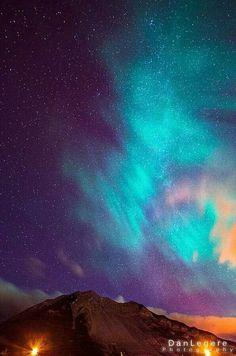 Crowsnest Pass, Alberta, Canada Night Skies, Mother Nature, Northern Lights, Bring It On, Alberta Canada, Heavens, World, Bucket, Moon