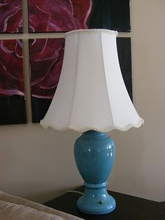 cleaning lamp shades