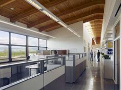 "<b>Project:</b> City of Watsonville Water Resources Center<p></p><b>Location:</b> Watsonville, California<p></p><b>View:</b> Offices <p></p><b>Architect:</b> <a href=""http://www.wrnsstudio.com/"">WRNS Studio</a><p></p><p></p><b>Photo by</b> Bruce Damonte."