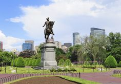Things to See in Downtown Boston: Boston Common