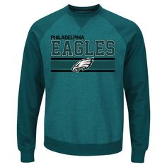 Philadelphia Eagles Men's Activewear Sweatshirt