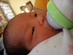 Bottle Feeding is a Risk Factor for HPS in Babies; Breast Is Best