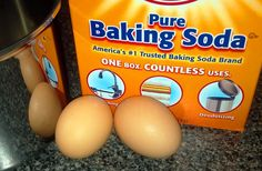 Hard boiled eggs made easy to peel