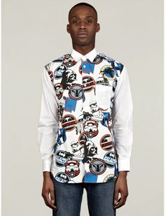 Men's Star Wars Print Shirt | from Picsity.com
