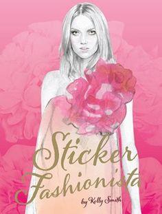 Stickerbook Fashionista