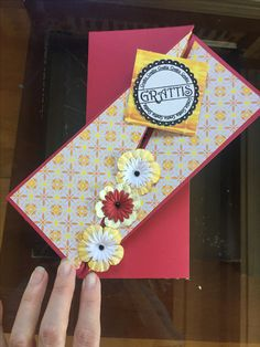 #gatefold# #birthday card#