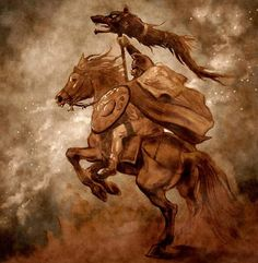 dacian warrior with dracones flag Ancient Rome, Ancient Art, Indian Chief Tattoo, History Of Romania, Linocut Prints, Art Prints, Block Prints, Statue Tattoo, Book Of Kells