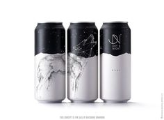 Day & Night (produits d'épicerie d'un restaurant)   Design (concept) : Backbone Branding, Yerevan, Armenie (mars 2016)