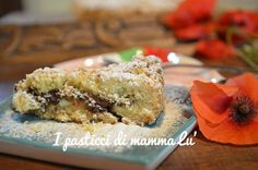 Sbriciolata Nutella e mascarpone