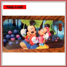 iPhone 5/5S *RED TAG* - Mickey & Minnie Go Walking Case