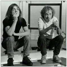 Malcolm Young, Angus Young - AC/DC
