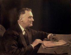 Signed Oversize Wartime Photograph of President Franklin D. Roosevelt  $8500