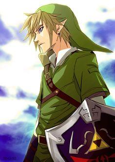 Link, The Legend of Zelda