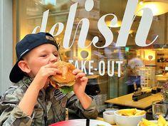 Auswärts essen mit Kindern: Mit Kids Table sehr gut möglich