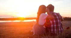Jeder Mensch hat eine andere Definition von Glück. Du bist meine. - Unbekannt