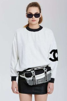 Vintage Chanel Sport Fanny Pack | Shop Vintage at Nasty Gal!