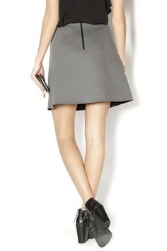 Eleanor Grey Skirt