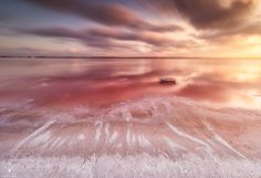 Pink Lake by AntonioCarrillo #Landscapes #Landscapephotography #Nature #Travel #photography #pictureoftheday #photooftheday #photooftheweek #trending #trendingnow #picoftheday #picoftheweek