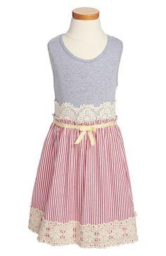 Twirls & Twigs Sleeveless Dress (Little Girls & Big Girls) | Nordstrom