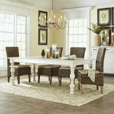 Birch Lane Clearbrook Extending Dining Table