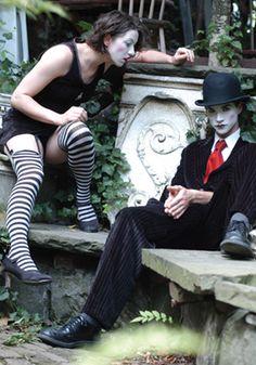 Amanda Palmer and Brian Viglione (The Dresden Dolls)