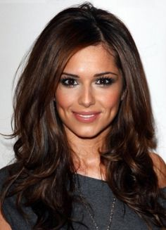 Cheryl Cole Full Lace Celebrity Wig