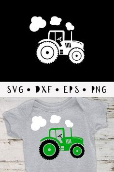 Boys Tractor svg/ Nursery Quote svg/ Boys svg/ little farmer dxf/ toodlesdecalstudio/ craft/ SVG/ DXF/ EPS/ nursery svg/ cut file -tds410
