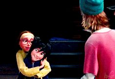 """Fred=you, Tadashi and Honey Lemon=OTP, Hiro=feels."" <<-- best. description. ever."