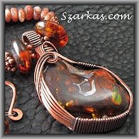 Cabochen Border Wire Wrapping Tips