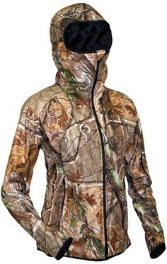 Prois Generation X Jacket Realtree AP Front womens hunting gear