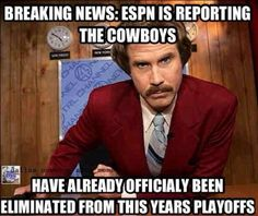 dallas cowboys, NFL, NFC, playoffs, nfl playoffs, lol, funny, cowboy haters, eagles, giants, redskins, 49ers, raiders, patriots