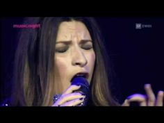 Laura pausini - Avo Session - Basel 2011