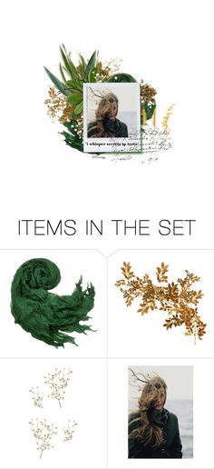 """""""Why do you whisper, green grass? Why tell the trees what ain't so? Whispering grass The trees don't have to know, no no!"""" by lildreamer ❤ liked on Polyvore featuring art"""